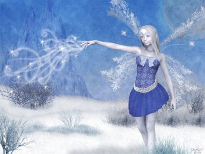 The Ice Fairy (WhiteRosesArt.com)