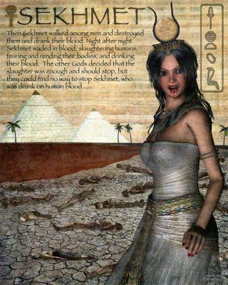 Sekhmet (WhiteRosesArt.com)
