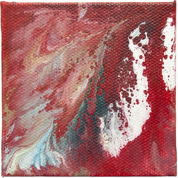 Splash by Heather Miller, WhiteRose's Art
